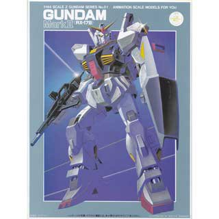 1/144 ガンダムマーク� GUNDAM Mk-�