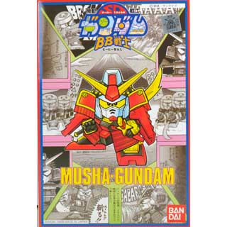 BB戦士17 ムシャガンダム Musha Gundam