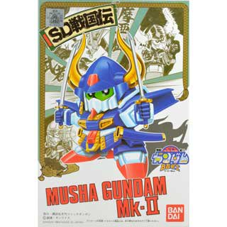 BB戦士24 ムシャガンダムマーク� Musha Gundam Mk-�