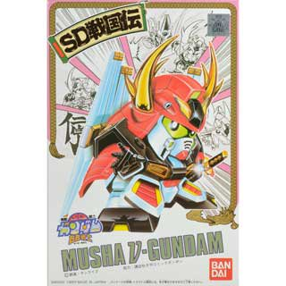 BB戦士27 ムシャニューガンダム Musha ν Gundam