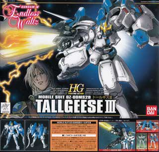 1/144 トールギス� Tallgeese �