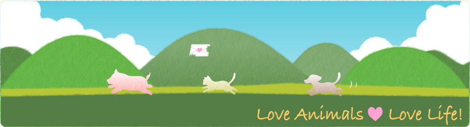 Love Animals! Love Green!