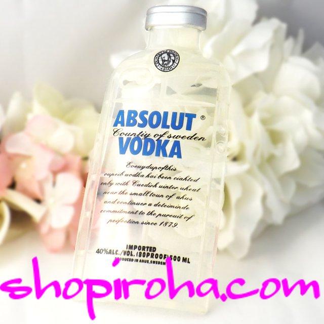 お酒のみウォッカ好きにはたまりません iPhone SE ウォッカボトルケース・酒瓶ケース・ソフトケース・アイホンSEカバー・Vodka bottle case ボトル・ソフトケース・アイホン6カバーshopiroha.com 送料無料