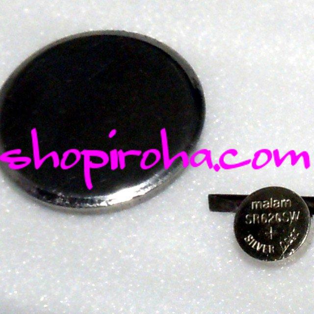 指輪時計・ブレスウォッチ・ペンダントウォッチ用 ボタン電池 4個セット  LR621W 互換品