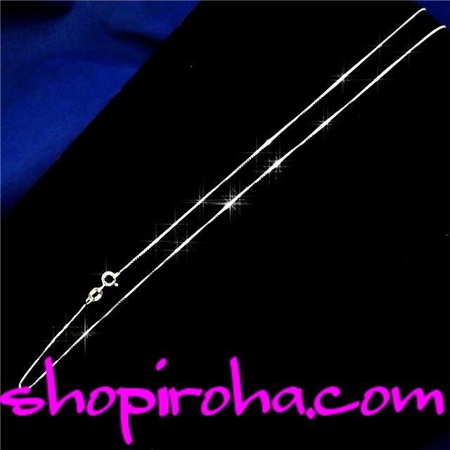 Venetian Chain ベネチアチェーン・ネックレス・純銀SV925ジュエリー