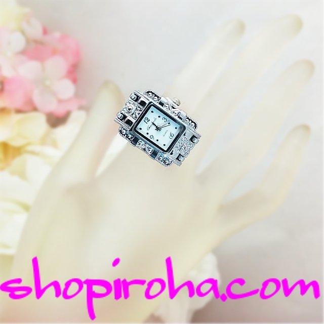 指輪時計で指の太さに完全自由にフィットできる新商品を開発、6月10日発売開始。業界初