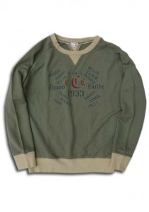N Freedom Sleeve Sweat CCC.