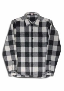 N Buffalo Check Shirt.