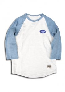<img class='new_mark_img1' src='//img.shop-pro.jp/img/new/icons14.gif' style='border:none;display:inline;margin:0px;padding:0px;width:auto;' />NCNL Raglan Sleeve Tee.