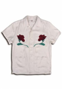 <img class='new_mark_img1' src='//img.shop-pro.jp/img/new/icons14.gif' style='border:none;display:inline;margin:0px;padding:0px;width:auto;' />N Rose Rayon Shirt.