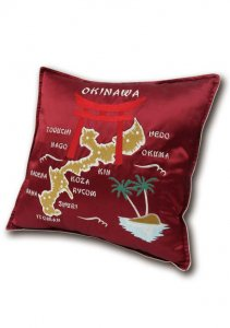 N Souvenir Pillow.