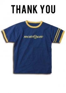<img class='new_mark_img1' src='https://img.shop-pro.jp/img/new/icons14.gif' style='border:none;display:inline;margin:0px;padding:0px;width:auto;' />NCNL Trim T-Shirt. [ Navy ]