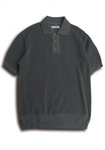 <img class='new_mark_img1' src='//img.shop-pro.jp/img/new/icons14.gif' style='border:none;display:inline;margin:0px;padding:0px;width:auto;' />N A.R.C Knit Polo Shirt.