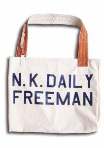 N Newsboy Bag.
