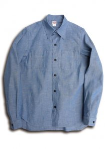 <img class='new_mark_img1' src='//img.shop-pro.jp/img/new/icons14.gif' style='border:none;display:inline;margin:0px;padding:0px;width:auto;' />N Chambray Shirt.