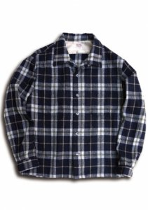 <img class='new_mark_img1' src='//img.shop-pro.jp/img/new/icons14.gif' style='border:none;display:inline;margin:0px;padding:0px;width:auto;' />N Open Collared Check Shirt.
