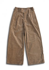 N Wide Gurkha Trousers.