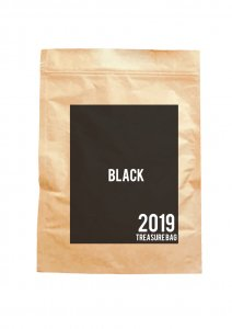 TREASURE BAG 2019 BLACK