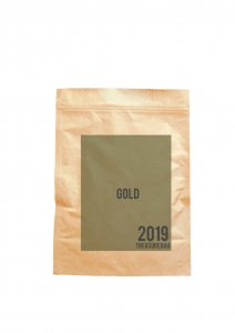 TREASURE BAG 2019 GOLD