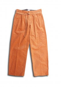 N Twotack Wide Corduroy Trousers.