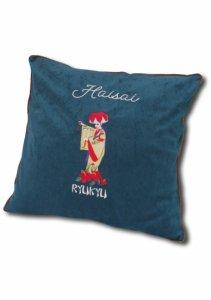 N Okinawa Souvenir Pillow