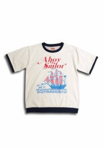N Beach Knit Shirt Sailor.