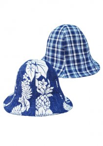 N Reversible Tulip Hat.
