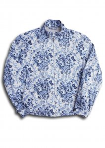 N Athletic Jacket Flower.