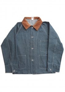 N Chore Denim Jacket.