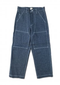 N Double Knee Denim Pants.