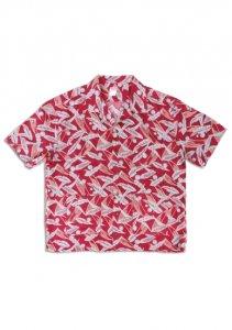 N O/C Aloha Shirt.