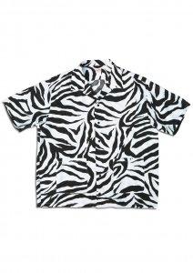 N O/C Zebra Shirt.