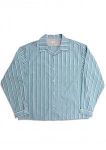 N O/C Stripe Shirt.