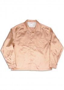 N O/C Satin Shirt.