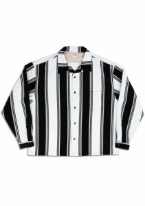 N Stripe Cole Shirt.