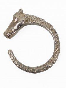 No.4// Horse Head Ring.