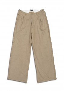 N Triple Tack Trousers.