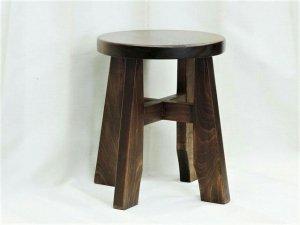 丸椅子 木製