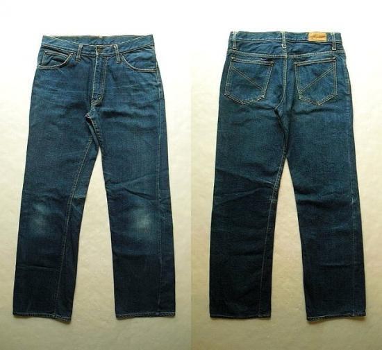 Unknown Minor Brand JEANS(1970年代~)
