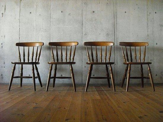 Beech Wood Windsor Chair
