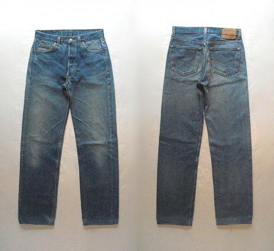 Levi's 501 Made in U.S.A.(1988〜91年)