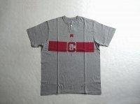 Lot.33004 ヘンリーネックTシャツ/C-OAR(ダブルワークス)