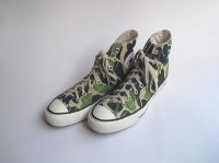 Converse Limited All Star J 83 Camo HI(Made in Japan)