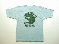 フットボールシャツ/SACRAMENTO PIG BOWL(ダブルワークス)