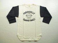 lot.4800 ベースボールT-シャツ/FORDSVILLE BASKETBALL(ウエアハウス)