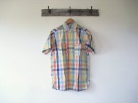 S/S COTTON WORK SHIRTS(ウエアハウス)<img class='new_mark_img2' src='//img.shop-pro.jp/img/new/icons16.gif' style='border:none;display:inline;margin:0px;padding:0px;width:auto;' />