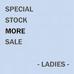 ALPOA 2020AW SPECIAL STOCK MORE SALE - LADIES -