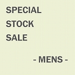 ALPOA 2020SS SPECIAL STOCK SALE - MENS -