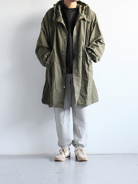 50's US ARMY SNOW PARKA