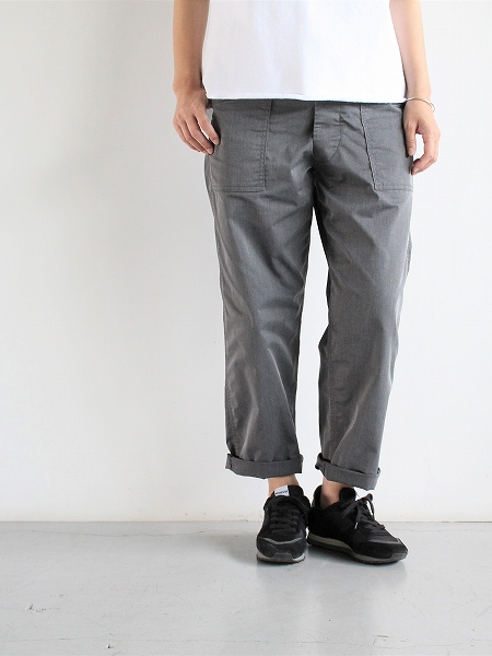 ARAN FATIGUE PANT レディース